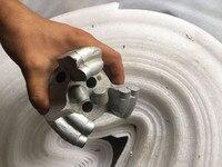 75mm Drill Bit Well Drilling PDC Drag Bit