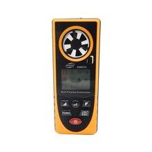 GM8910 Multi-fonctionnelle numérique anémomètre vent froid rosée point barométrique pression testeur Avec la boîte de détail