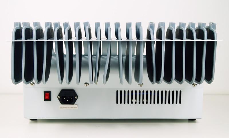 AURO Schönheit 10 Kanäle EMS Massager Russische Welle Elektrostimulation Muscle Stimulator Elektroden Körper Massage Maschine für Spa
