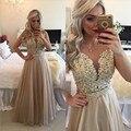 Vestido фиолетовый лаванда платья невесты 2016 старинные красивые Большой размер золотой пром платья
