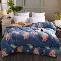 New Warm Winter Comforter Thicken Bedding Comforter PWinter Quilts Single Double Size Duvet King Size Blanket