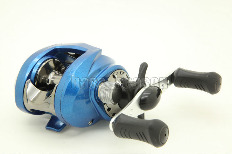 aliexpress : buy 7bb 6.3:1 right handed baitcasting fishing, Fishing Reels