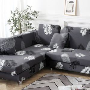 Image 5 - Corner sofa covers for living room  slipcovers elastic stretch sectional sofa cubre sofa ,L shape need to buy 2 pieces