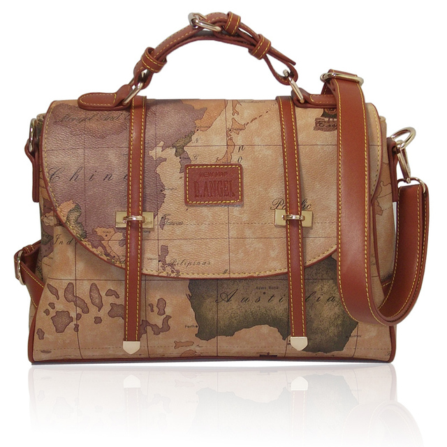 Women Old Fashioned Over The Shoulder Bags