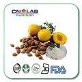 Extrato de amêndoa Amigdalina 99% solúvel em Água por HPLC/Vitamina B17 natural puro pó/pó do extrato da semente de damasco Amargo 100g