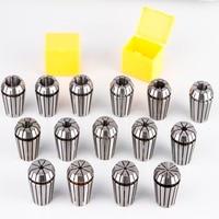 High Precision ER25 Collet  Set 3-16mm 14pcs in Pack  ER25 Collets [category]