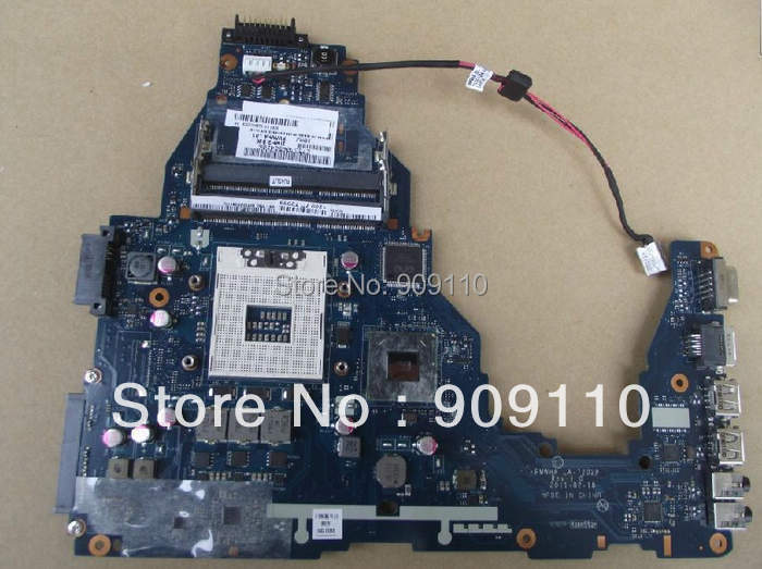 C660 integrated motherboard for T*oshiba laptop C660 K000124370 LA-7202P
