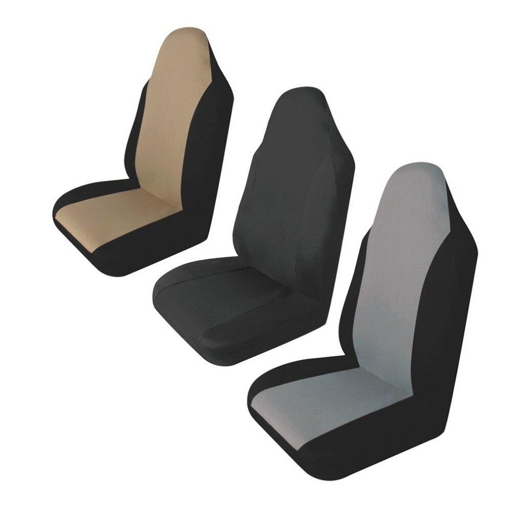 Универсальный автомобильный спереди и сзади прочный Водонепроницаемый Anti-Dust сиденья авто Подушки Protector Pad для Кроссоверы внедорожник седан