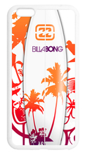 Billabong Surfboards Sunset Cover for iPhone 4S 5 5S 5C SE 6 6S Plus Samsung S3 S4 S5 Mini S6 S7 Edge Plus A3 A5 A7 Note 2 3 4 5