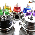 60mm turbo externo Wastegate azul universal con v-band-Speed Way