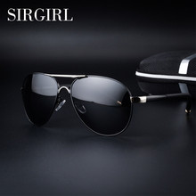 2017 New Luxury Brand Fashion Polarized Police Sunglasses Men Classic Retro Pilot Female Sun Glasses Male Polaroid Driving Women