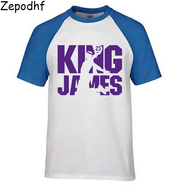 best service c17cc 0ee5c Novelty Lebron James Lakers T Shirt 23 James Man Round Collar Stylish 3D  Print T Shirt Streetwear Homm Tee Shirt