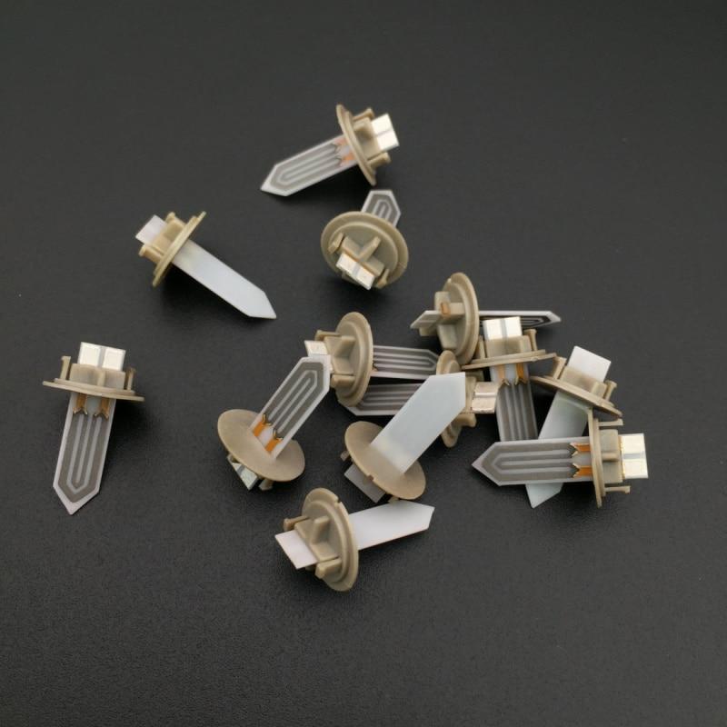 10 pièces propre joint remplacement céramique chauffage lame chauffage bâton vapeur accessoires pour iqos 2.4-in Accessoires cigarette électronique from Electronique    1