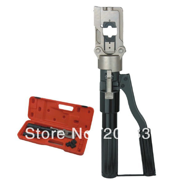 buy hydraulic crimping tool ths 150 crimping range 10 150 for al cu conductor. Black Bedroom Furniture Sets. Home Design Ideas