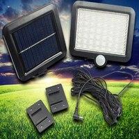 56 LED Outdoor Solar Wall Light PIR Motion Sensor Solar Lamp Waterproof Infrared Sensor Garden Light Outdoor LED Solar Light