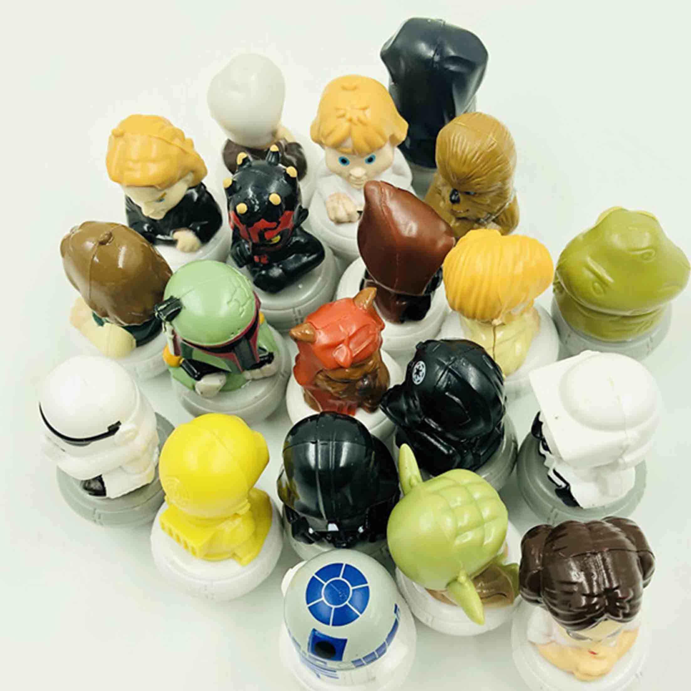 1pcs/lot Star Wars model Han Hano Anakin Darth Vader Yoda Star Wars Action figure Toys Star Wars characters