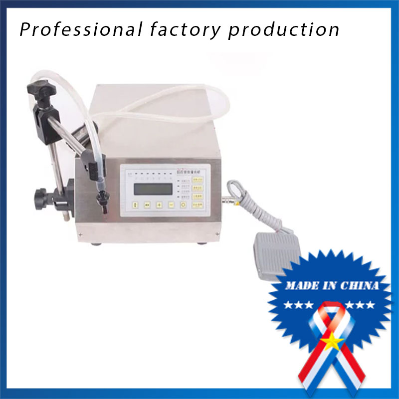 free shipping GFK-160 Digital Control Pump Drink Water Liquid Filling Machine 5-3500mlfree shipping GFK-160 Digital Control Pump Drink Water Liquid Filling Machine 5-3500ml