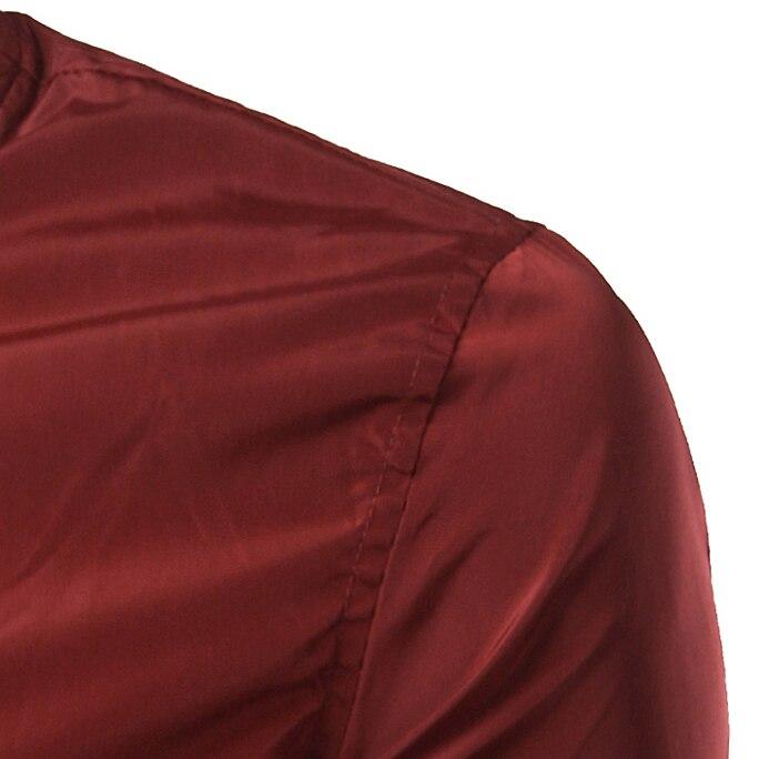ახალი ღვინის წითელი - კაცის ტანსაცმელი - ფოტო 3