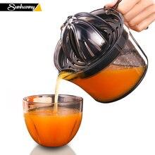 Ручная соковыжималка для цитрусовых sunhanny апельсина лимона