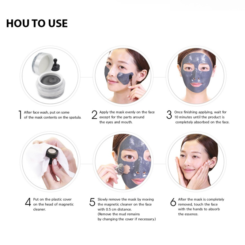 HTB12lojdpuWBuNjSspnq6x1NVXaK Mineral Rich Magnetic Face Mask Pore Cleansing Removes Skin Impurities Firming Moisturizing Blackhead Removal Mask