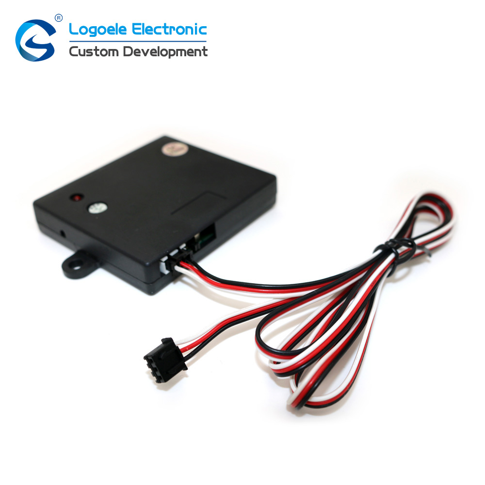 High quality 1.2 GHz microwave sensor module car radar detection sensor NPN negative trigger mode free shipping