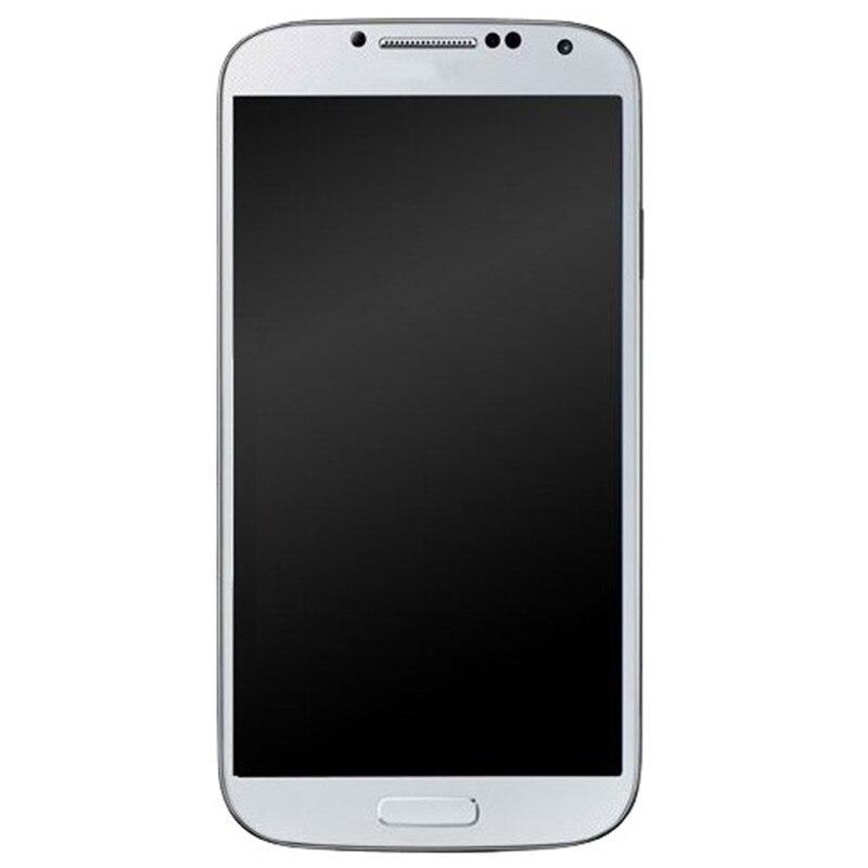 Display LCD originale + Touch Panel con Telaio per la Galassia S4/i9505Display LCD originale + Touch Panel con Telaio per la Galassia S4/i9505
