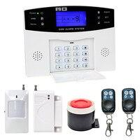 Новый YA 500 беспроводной Wi Fi семья Дом GSM охранной сигнализации системы Защита от взлома автоматический набор Инфракрасный обнаружения движе