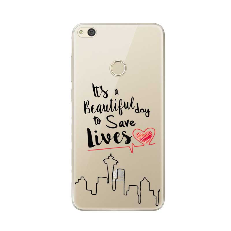 Grey\'s Anatomy You\'re My Person for Samsung S6 S7 Edge S8 S9 Plus A3 ...