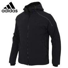 Nova chegada original adidas zne jkt casaco masculino para baixo caminhadas para baixo roupas esportivas