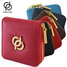 PROVENCE TRAUM dermis Brieftaschen Frau Geldbörsen Designer Marke Geldbörse Kartenhalter weiblichen kartenhalter brieftasche PD10