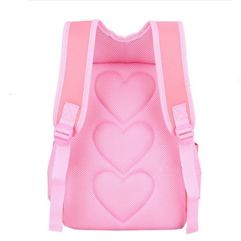 Cute Children Backpacks School Bags For Girls Satchel Waterproof Backpack Kids book bag Schoolbag Mochila Escolar