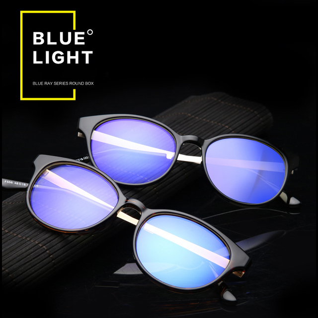 0e81ff08158 TR90 Women s Anti Blue Ray Computer Glasses Frame Of Spectalce Frame And  Titanium Material For Gaming