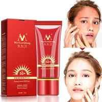 MeiYanQiong Sunscreen SPF50+ Whitening Repair Sunblock Skin Protective Cream Anti-sensitive Oil-control Moisturizing Isolation