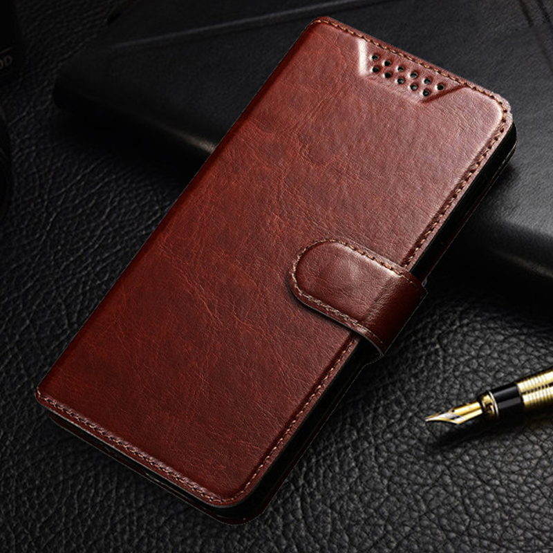 Leather Coque Cover Wallet <font><b>Case</b></font> <font><b>for</b></font> <font><b>Alcatel</b></font> One Touch <font><b>Pop</b></font> <font><b>4</b></font> <font><b>5051D</b></font> 5051J <font><b>Pop</b></font> <font><b>4</b></font> Plus 5056 <font><b>Pop</b></font> 5056D Shine Lite 5080 <font><b>Cases</b></font> image