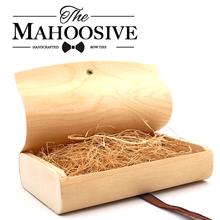 Mahoosive muszki drewniane pudełka Organizer naturalne drewniane pudełka z wiekiem złoty zamek drewniane pudełka na prezenty caja madera drewniane pudełka tanie tanio Opakowanie i wyświetlacz biżuterii Packaging 8 7cm 13 5cm Drewna 2035