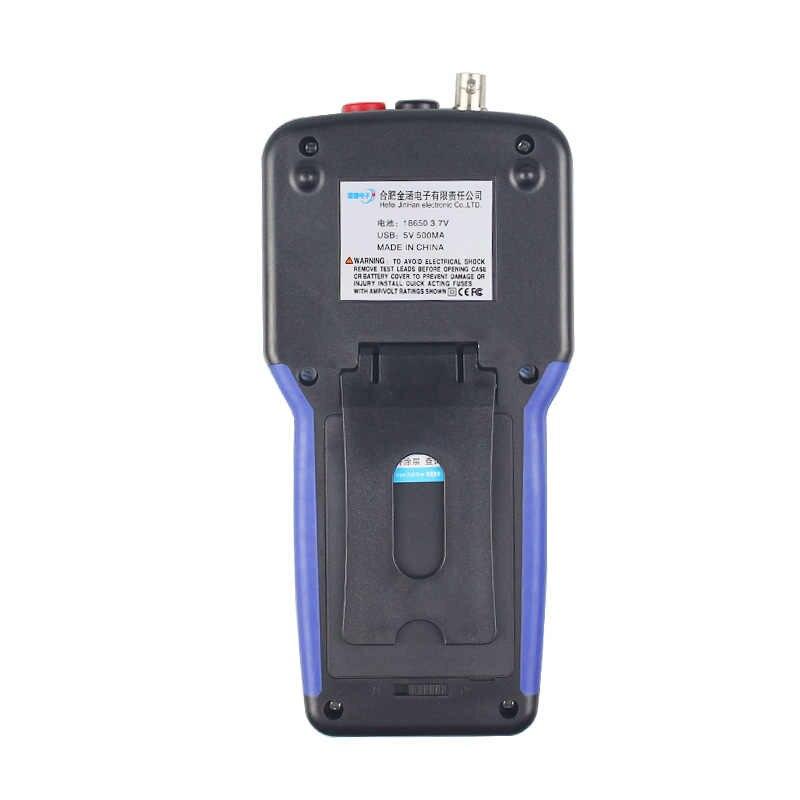 Jinhan JDS2012S Originele Handheld Digitale Oscilloscoop 1 Kanaals Digitale Multimeter 200MSa/S JDS2012S Tft Lcd Display Hot Koop
