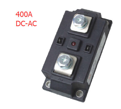 Industrial grade single phase AC solid state relays SSR input 4-32VDC 400A DC to AC relay( SSR MXD4400ZF)