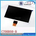 Новый 9 ''дюймовый ЖК-Панель экран L900D50-B C700D50-B 800*480 для Allwinner A10 A13 Tablet PC YX0900725-FPC Бесплатная Доставка доставка