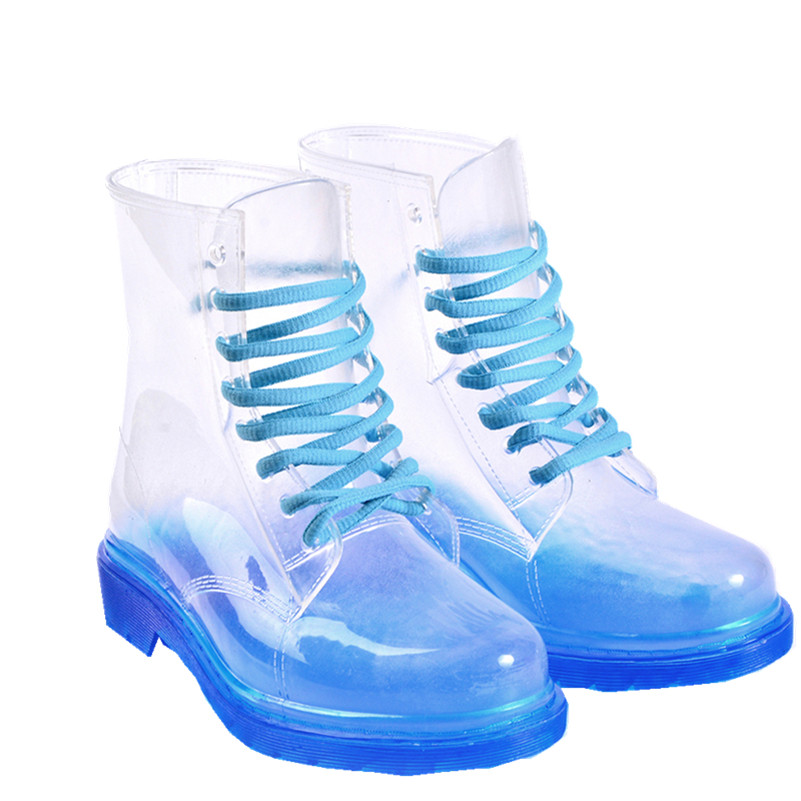 Popular Clear Colored Boots-Buy Cheap Clear Colored Boots lots ...