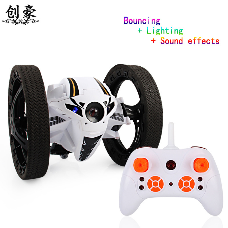 2.4G Control Stunt Bounce Vehicle Two Wheel Rotating Tipper Cross-country Stunt Car Resistance To Fall High Jump Toys Vehicle2.4G Control Stunt Bounce Vehicle Two Wheel Rotating Tipper Cross-country Stunt Car Resistance To Fall High Jump Toys Vehicle