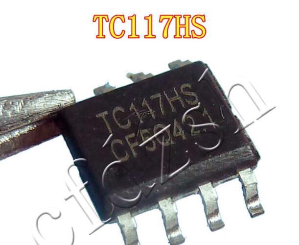1pcs/lot TC117HS TC117 SOP-8