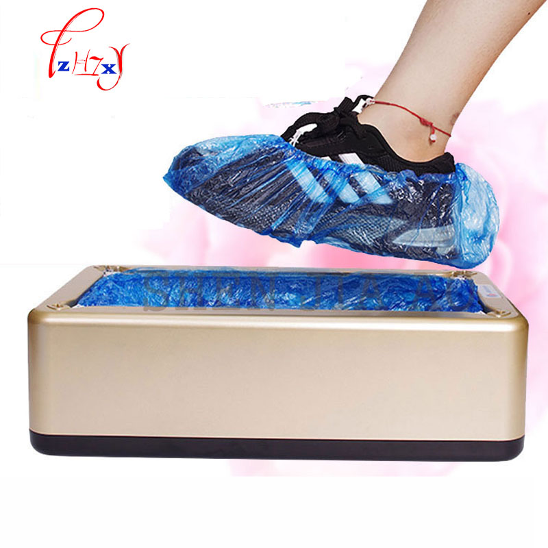 Automatic Shoe Covers Machine Home Office One-time Film Machine Foot Set New Shoes covers machine WC1021-1Automatic Shoe Covers Machine Home Office One-time Film Machine Foot Set New Shoes covers machine WC1021-1