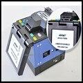 De fibra óptica de soldadura maquinaria JW4108 fibra óptica fusionadora máquina de fusión en caliente máquina de soldadura a tope la máquina fallas