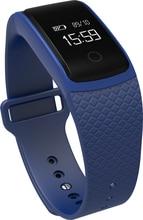Новые Сенсорный экран A09 Смарт часы браслет артериального давления монитор сердечного ритма шагомер фитнес Смарт-браслет PK miband2