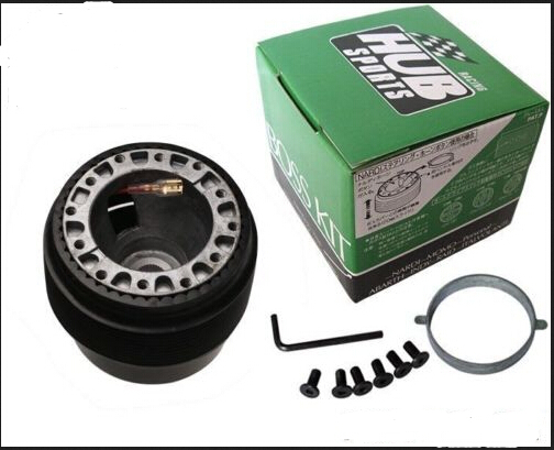 Steering Wheel Boss Kit Hub Adapter for NISSAN 200SX S13 S14 S15 MICRA MARCH