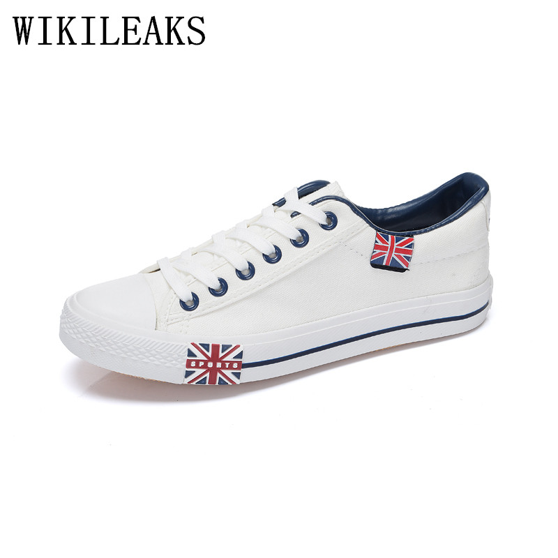 2019 Canvas Shoes Men Free Shipping Spring & Autumn Korean Breathable Shoes Union Jack Casual Shoes Men's Shoes Low Top Studet