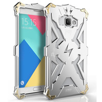 New Arrival Drop Resistance Aluminum Metal Armor Back Shell For Samsung Galaxy A7 A7009 A7000 5
