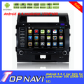 Android 5.1.1 Unidade Central DVD Player Do Carro para Land Cruiser 200 (2008 2009 2010 2011 2012) com GPS BT 8G cartão SD