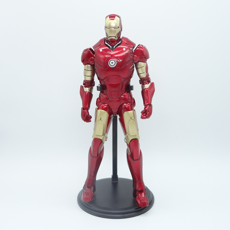 Avengers Iron Man MK3 Action Figure 1 6 scale painted figure Iron Man Mark 3 PVC