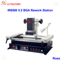 Low Cost BGA Machine LY IR6500 V 2 For Motherboard Chips Repairing With RS232 To USB